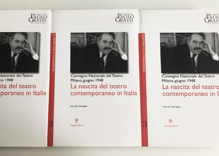 pubblicazioni Paolo Grassi